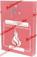 cassetta portaregistro antincendio in metallo milano