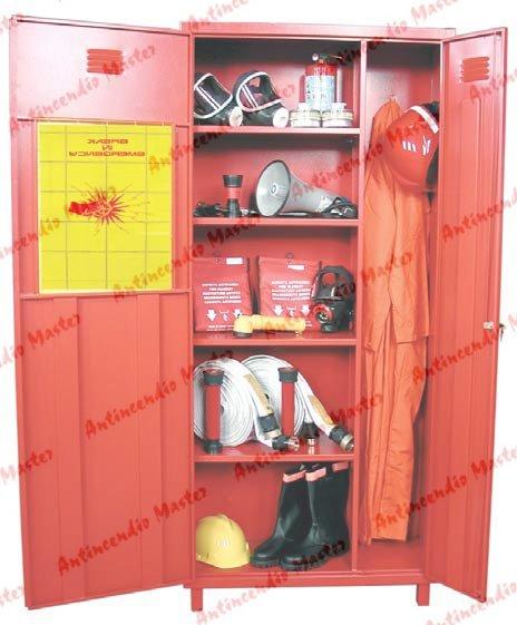 armadi porta attrezzature di sicurezza milano