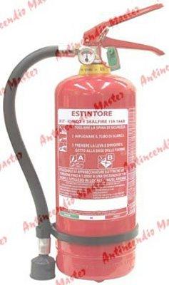 manutenzione e vendita estintori idrici 3Lt milano