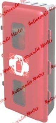 installazione cassetta portaestintori alta resistenza