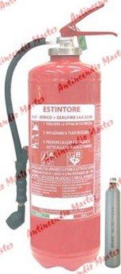 manutenzione e vendita estintori idrici 2Lt con bombolina milano