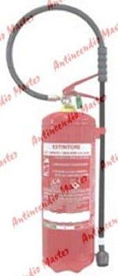 manutenzione e vendita estintori idrici 9Lt lancia prolungata milano