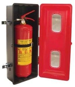 cassetta portaestintore ALTA RESISTENZA da -30°C a +70°C - antincendiomaster.it