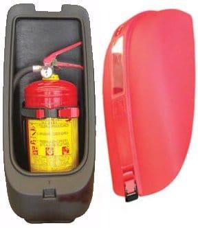 Cassette porta estintori antincendio master - Estintore in casa ...
