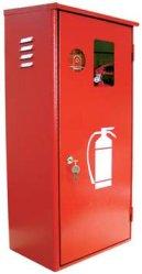 cassetta portaestintore lamiera zincata chiave protetta- antincendiomaster.it