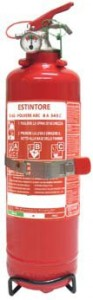 estintore polvere 1 Kg-www.antincendiomaster.it