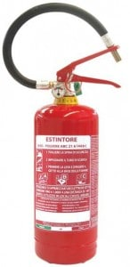 estintore polvere 3 Kg-www.antincendiomaster.it
