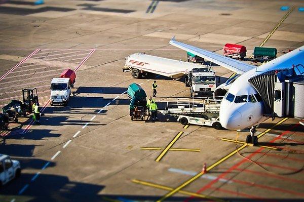 manutenzione estintori aeroporti