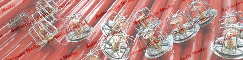 progettazione, installazione e manutenzione di impianti antincendio